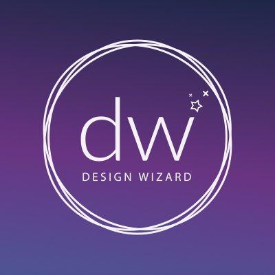 design wizard logo